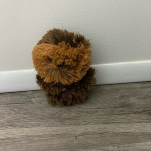 🦄 Star Wars Chewbacca Disney Fuzzy Plush 7 inch